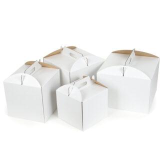 Pudełka tortowe