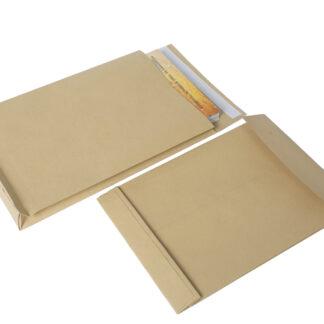 RBP brown paper envelopes